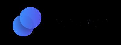 Paradigm logo white
